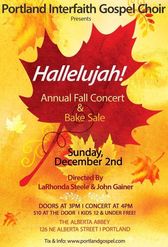 7b73d0b7eb4e0c It's Almost Fall Concert Time - Portland Interfaith Gospel Choir